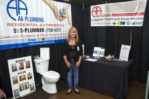 Fairfield-Chamber-Showcase-AA-Plumbing-Booth-2016
