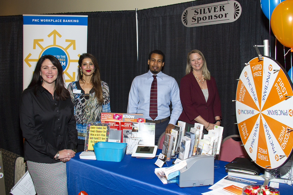 Fairfield-Chamber-Showcase-PNC-Bank-Booth-2016